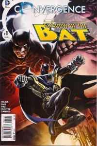 Convergence Batman: Shadow of the Bat #1, NM- (Stock photo)