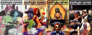 MIDNIGHT MOVER (2003 ONI) 1-4  the COMPLETE series!