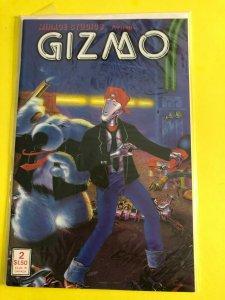 GIZMO #2 1986 MIRAGE STUDIOS  / ------------------ TNMT ----- / UNREAD /N