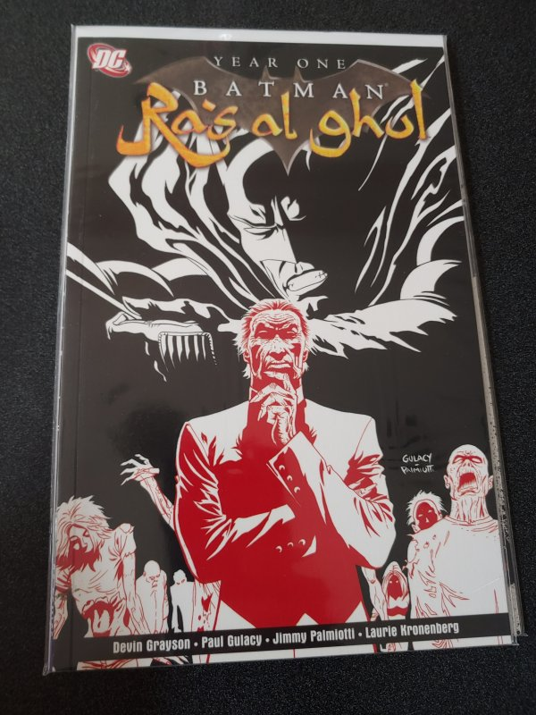 Year One: Batman/Ra's al Ghul #2 (2006)