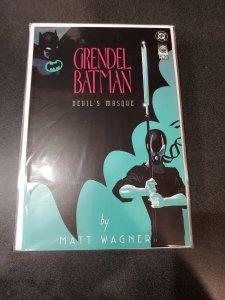Batman/Grendel Devil's Riddle #2 (1993)