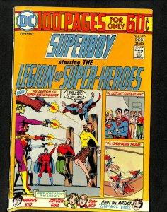 Superboy #205