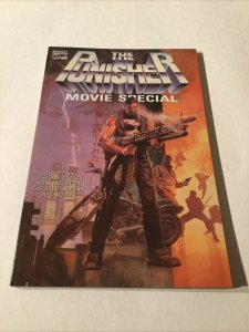 The Punisher Movie Special Nm Newr Mint Marvel Comics