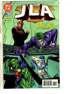 8 DC Comics JLA 11 12 13 Justice League 0 Superman 1 Steel 0 1 Showcase 10 DB13