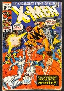 The X-Men #69 (1971)