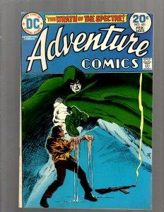 10 Adventure Comics Feat. Spectre DC 431 432 433 434 435 436 437 438 439 440 SB5