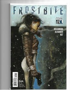 Frostbite #1 DC Comics Vertigo 1st Print NM Joshua Williamson Jason Alexander