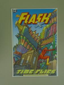 Flash Time Flies (2002) #1, 8.0/VF (2002)