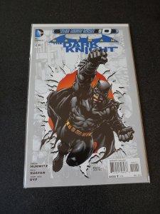 Batman: The Dark Knight #0 (2012)
