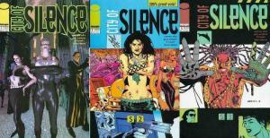 CITY OF SILENCE (2000 IMAGE) 1a,2-3  WARREN ELLIS
