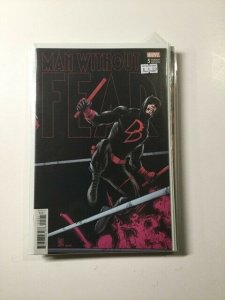Daredevil Man without Fear 5 Variant Near Mint Marvel HPA
