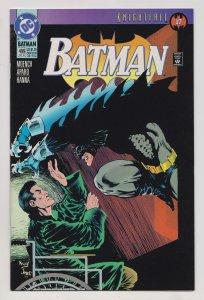 Batman #499 (DC,1993) VF/NM