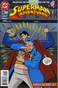 Superman Adventures #15 FN; DC | save on shipping - details inside