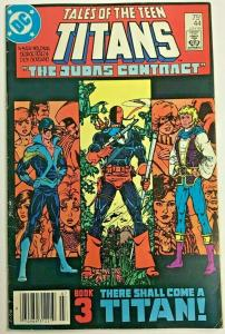TEEN TITANS#44 FN/VF 1984 FIRST NIGHTWING DC COMICS