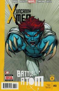 Uncanny X-Men (2013 series) #13, NM + (Stock photo)