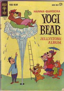 Yogi Bear #12 (Apr-63) VG- Affordable-Grade Yogi Bear, Boo Boo
