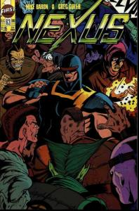 Nexus (Vol. 2) #63 VF/NM; Capital/First | save on shipping - details inside