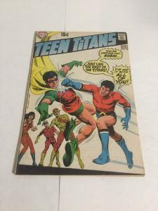 Teen Titans 28 Vg- Very Good- 3.5 DC Comics Silver Age