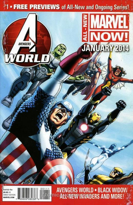 All-New Marvel Now! Previews #1 VF/NM; Marvel | save on shipping - details insid