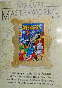 Marvel Masterworks Vol. 117 - The Avengers - Limited to 1200!