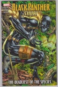 Black Panther: Shuri-Deadliest of the Species