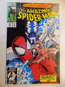 AMAZING SPIDER-MAN # 377 MARVEL ACTION ADVENTURE