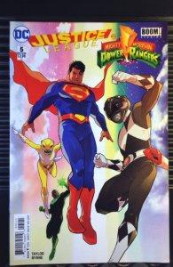 Justice League/Power Rangers #5 (2017)
