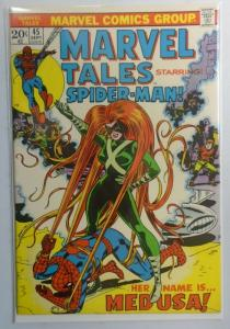 Marvel Tales (Marvel) #45, 5.0 (1973)