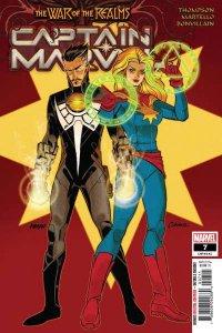 Captain Marvel (2019 series) #7, NM + (Stock photo)