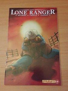 The Lone Ranger #22 ~ NEAR MINT NM ~ 2010 Dynamite Comics