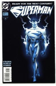 SUPERMAN #123 Glow in the dark cvr-new costume! DC Comic Book NM-