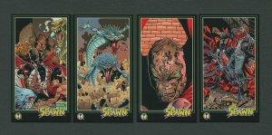 1995 SPAWN COMPLETE 152 CARD SET   MINT
