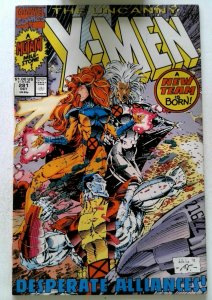 Uncanny X-Men #281 Marvel 1991 NM Copper Age 1st Printing Comic Book