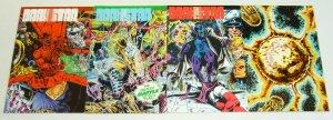 Darkstar #1-4 VF/NM complete series - rebel studios tim vigil 2 3 set lot comics