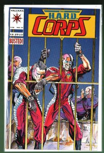 The H.A.R.D. Corps #15 (1994)