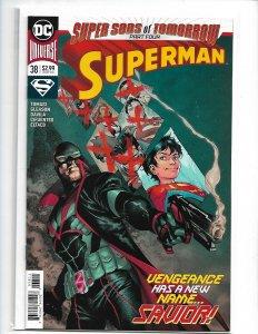 Superman #38 Rebirth DC Comics 1st Print NM   nw100
