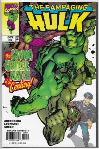 Rampaging Hulk   vol. 1   # 3 VF