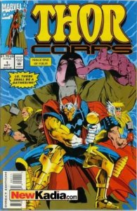 Thor Corps #1, NM + (Stock photo)