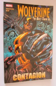 Wolverine The Best There Is Contagion #1 8.0 VF (2011)