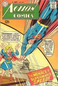 Action Comics #367 (ungraded) stock photo / ID#00E