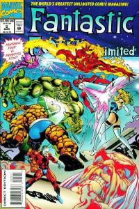 Fantastic Four Unlimited #5, NM- (Stock photo)