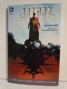 Batman Superman Vol. 3 Second Chance Hardcover