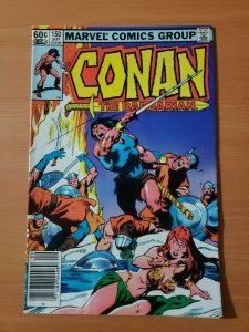 Conan the Barbarian #150 Newsstand Edition ~ NEAR MINT NM ~ 1983 Marvel Comics