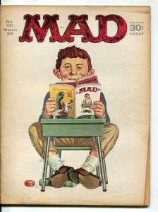 MAD Magazine #101-1966-Mingo-Drucker-Martin-Ricard-FN