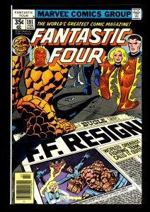 Fantastic Four #191 NM+ 9.6