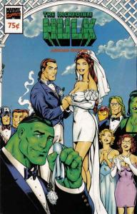 Incredible Hulk, The Ashcan #1 VF/NM; Marvel | save on shipping - details inside