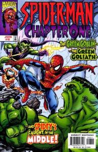 Spider-Man: Chapter One #8, NM + (Stock photo)