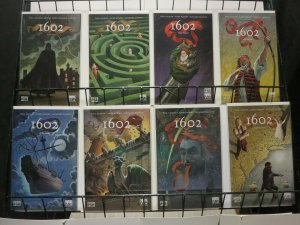 1602 (2003) 1-8  NEIL GAIMAN & Andy Kubert