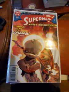 Adventures of Superman #603 (2002)