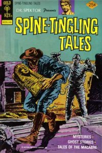 Spine-Tingling Tales #2, VF- (Stock photo)